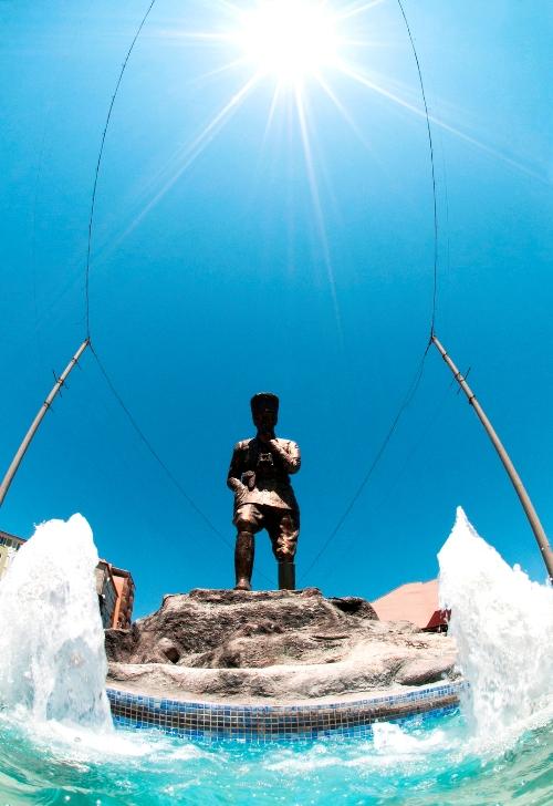 Atatürk Heykeli Bilecik Merkez
